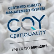 CHAMPS RECEIVES THE EN ISO-9001:2015 CERTIFICATION
